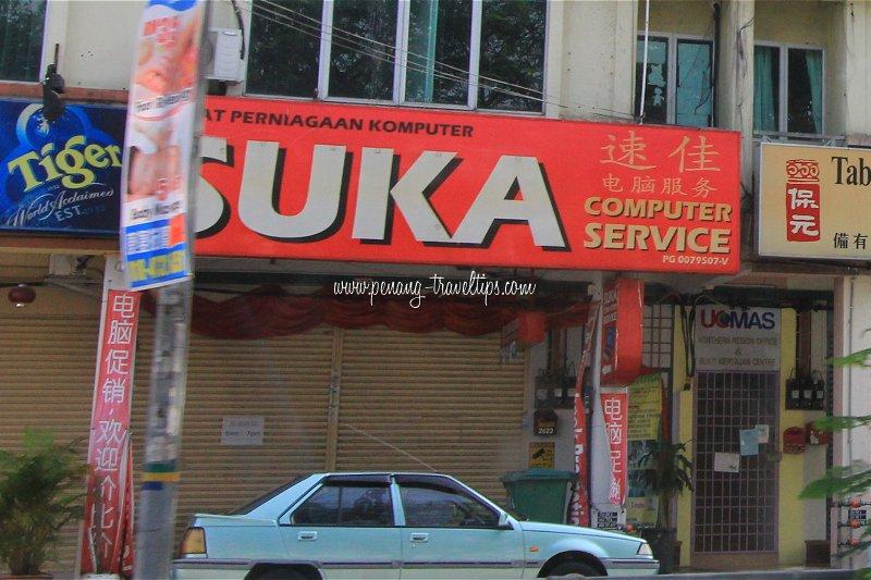 Suka Computer Service