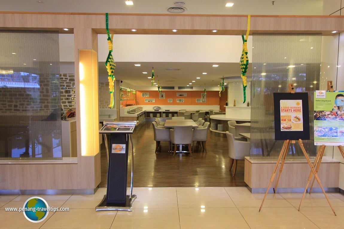 Sun Cafe, Sunway Hotel Georgetown