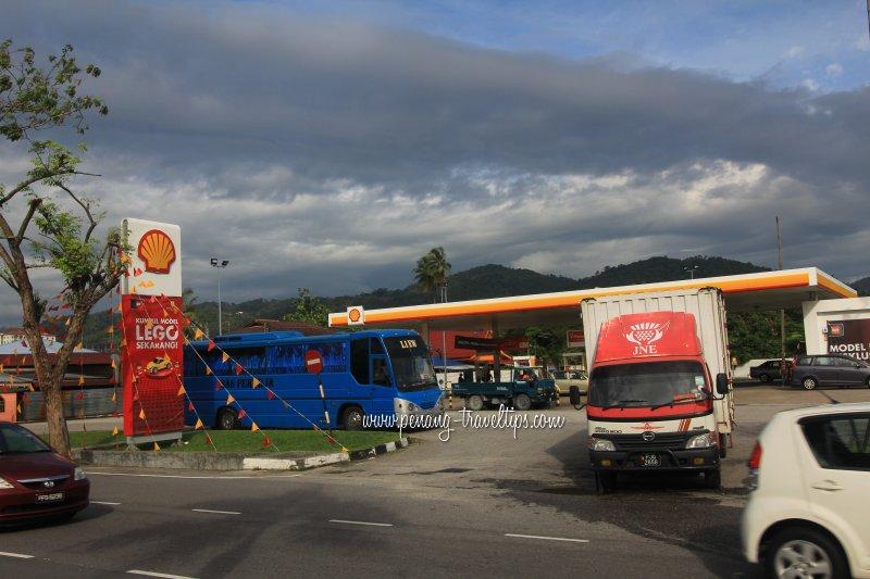 Sungai Tiram Shell Petrol Station