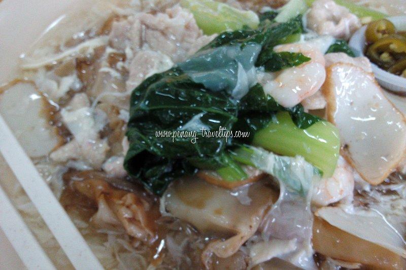 Sunshine Food Court Char Hor Fun (27 August, 2013)
