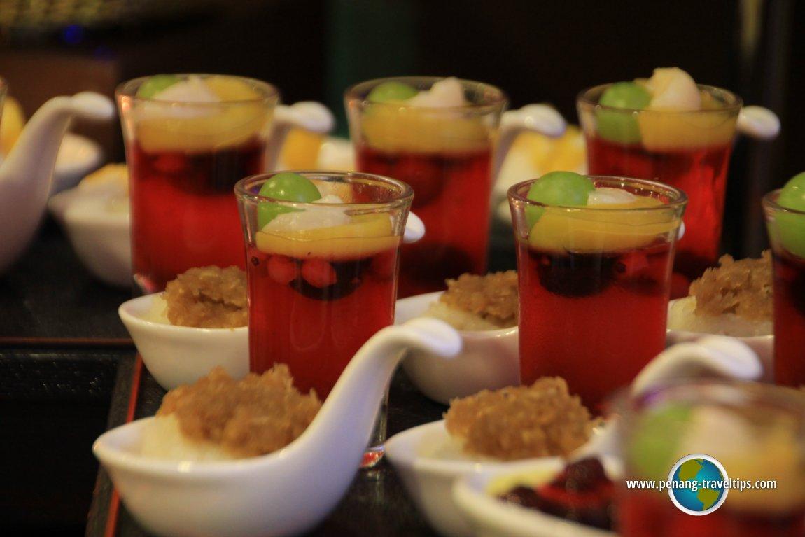 Sunway Hotel desserts