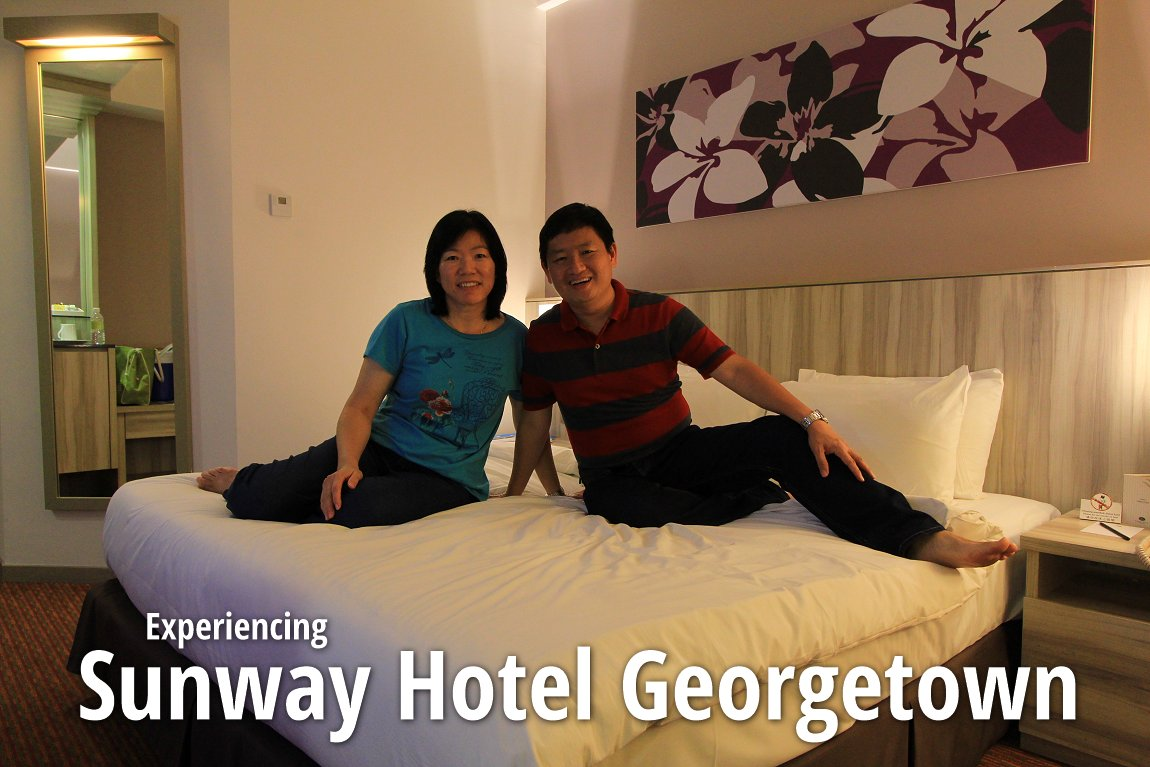 Sunway hotel stay