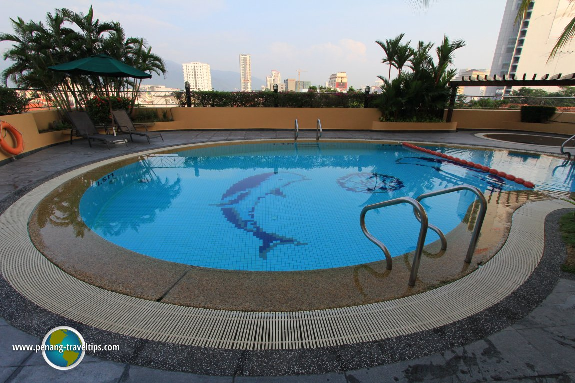 Sunway Hotel swimming pool