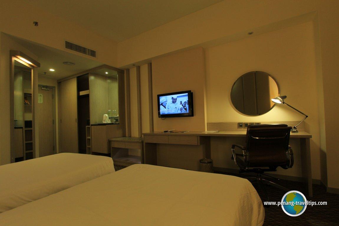 Deluxe Twin Room, Sunway Hotel Georgetown