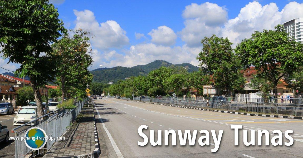 Sunway Tunas, Bayan Baru