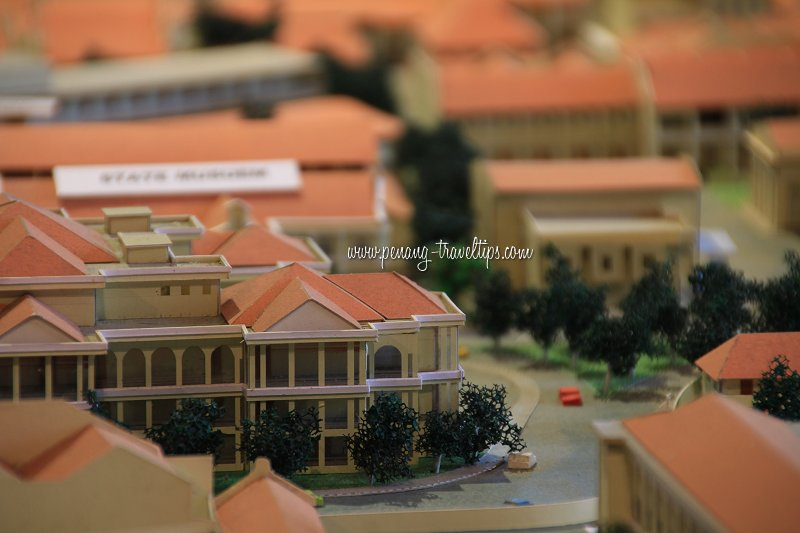 Supreme Court 3D Model