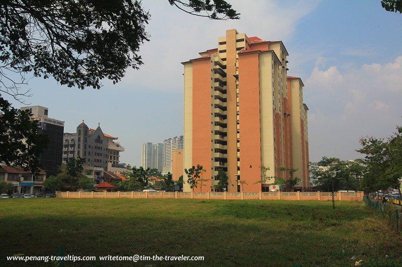 Taman Manggis, George Town, Penang