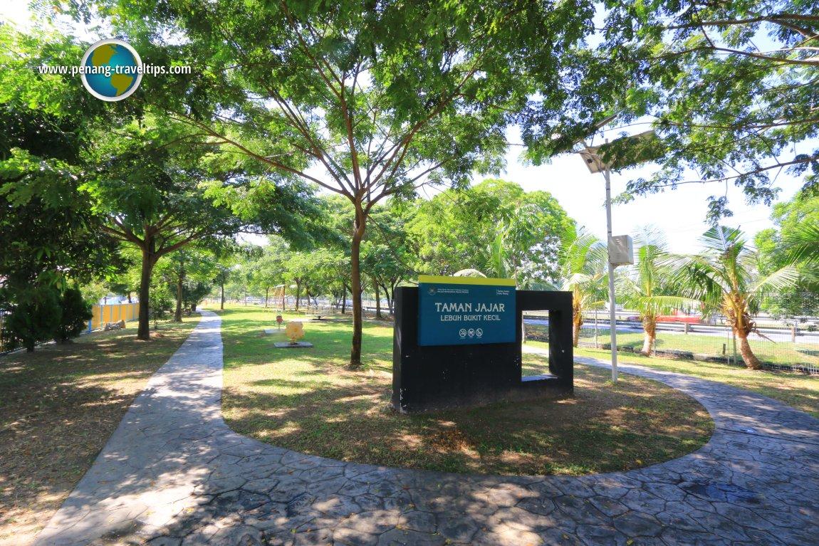 Taman Sri Nibong Linear Park