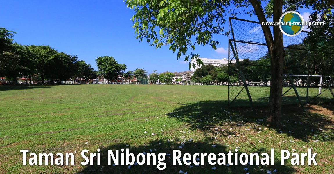 Taman Sri Nibong Landscaped Recreational Park