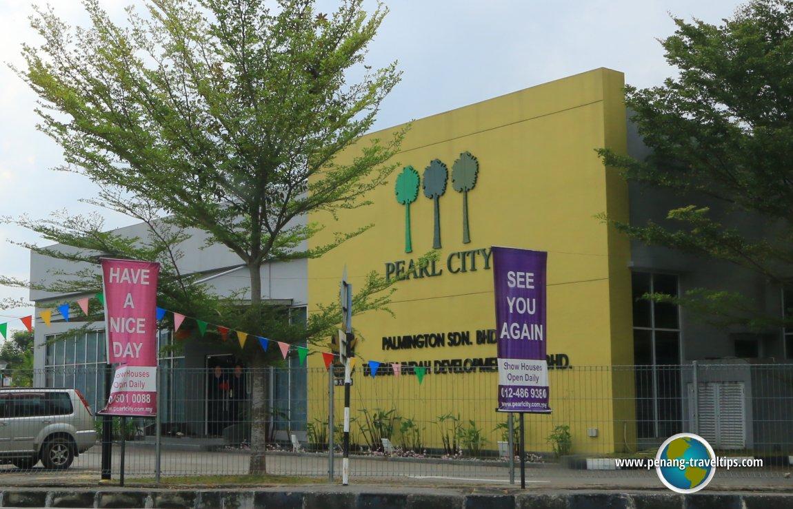 Tambun Indah Development, the developer of Pearl City