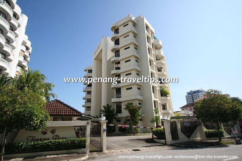 Tanjung Pura Apartment