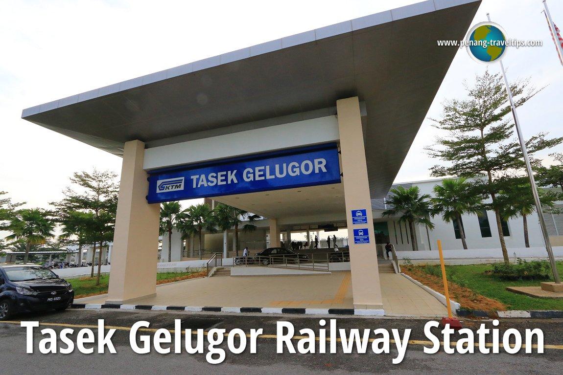 Tasek Gelugor Railway Station