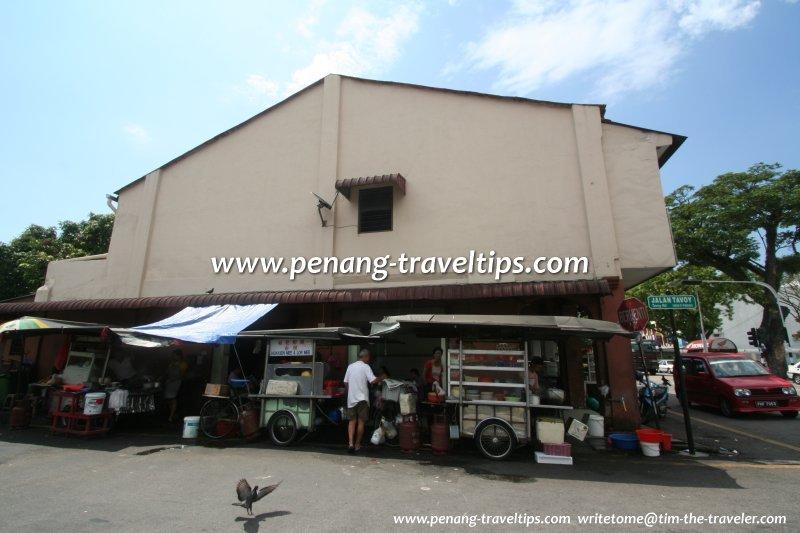 Kedai Kopi Cathay, Burmah Road
