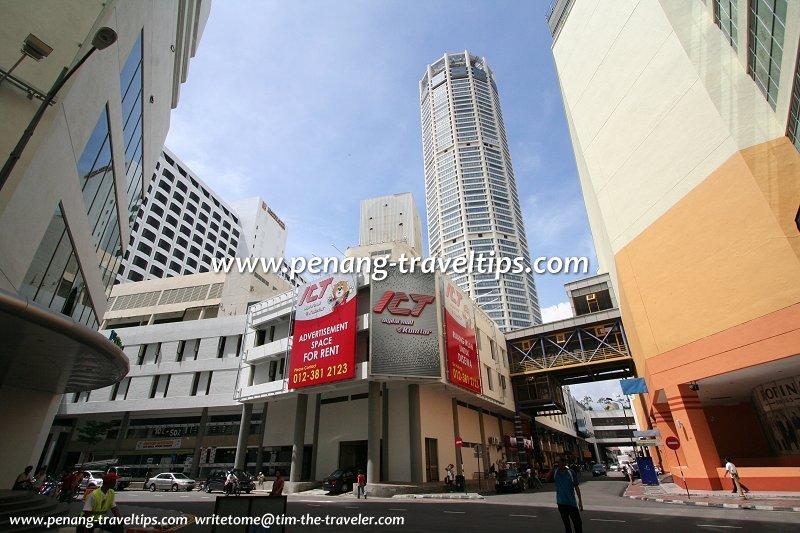 Tek Soon Street at Komtar