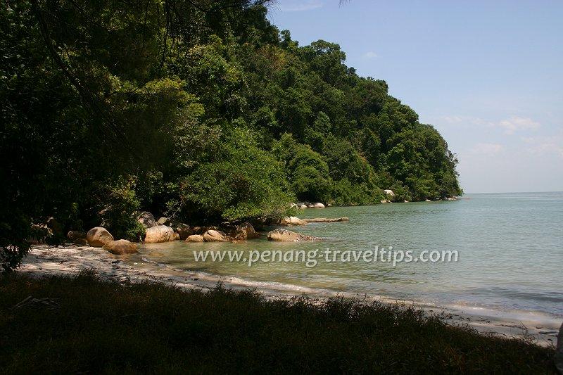 Teluk Ketapang Beach