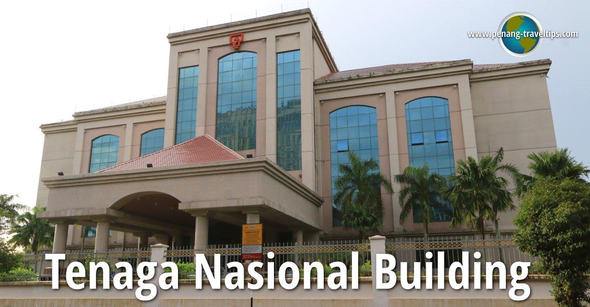 Tenaga Nasional Building, Seberang Jaya