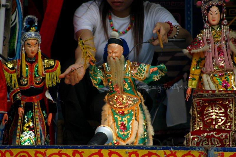 Teochew puppet