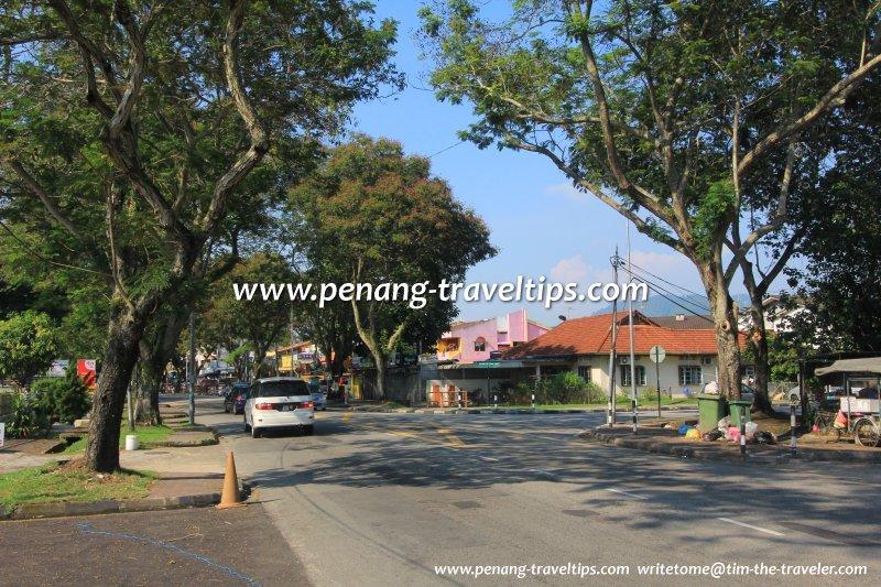 Terengganu Road, Penang