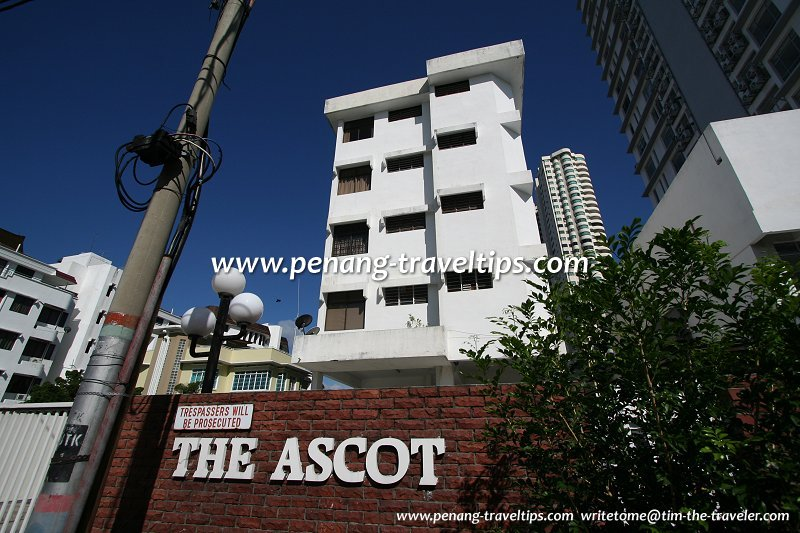 The Ascot Apartment, Concordia Road, George Town