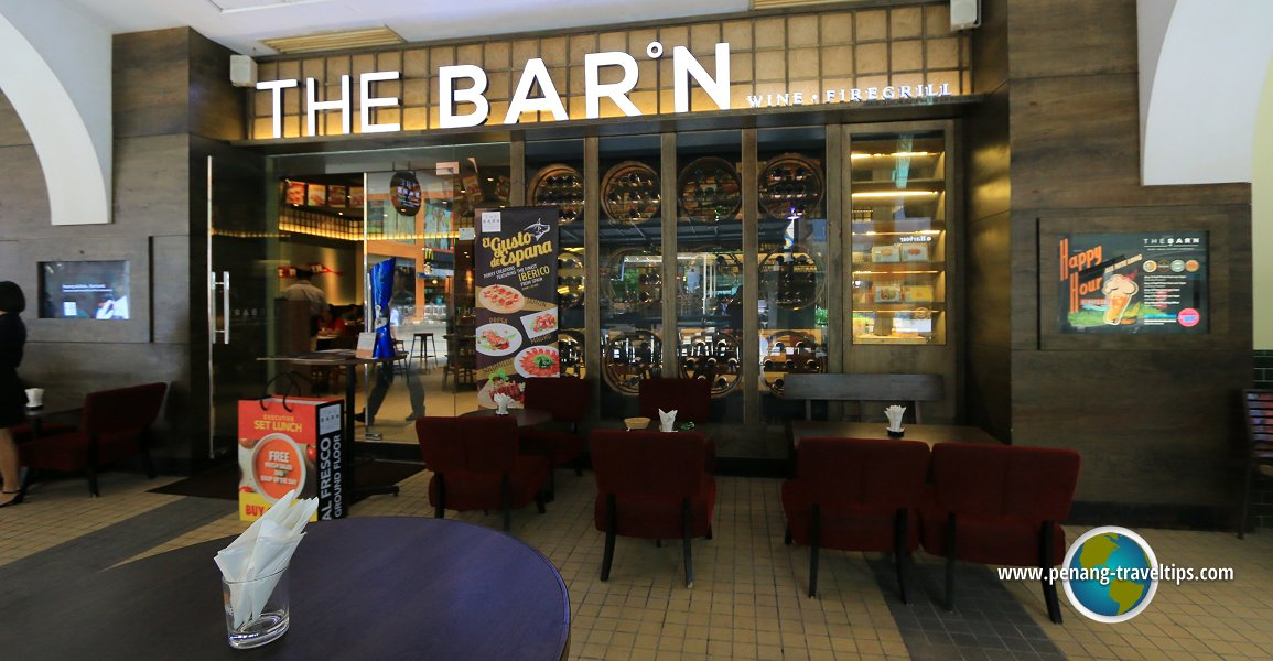 The BAR°N, Gurney Plaza