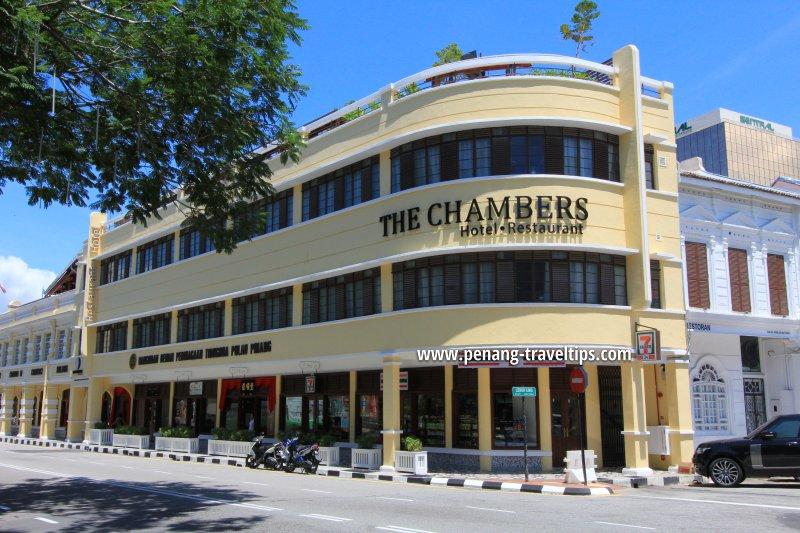 The Chambers Hotel & Restaurant