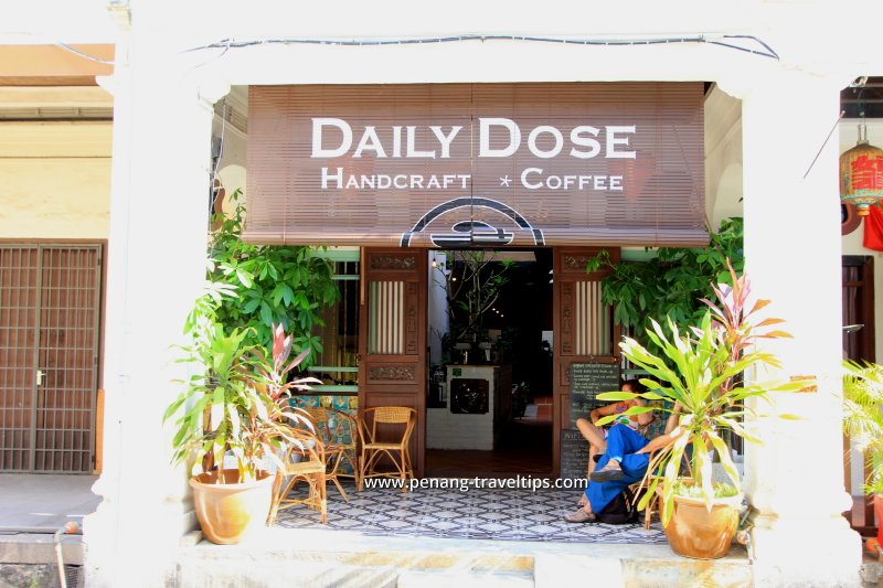 The Daily Dose Cafe, 36 Stewart Lane