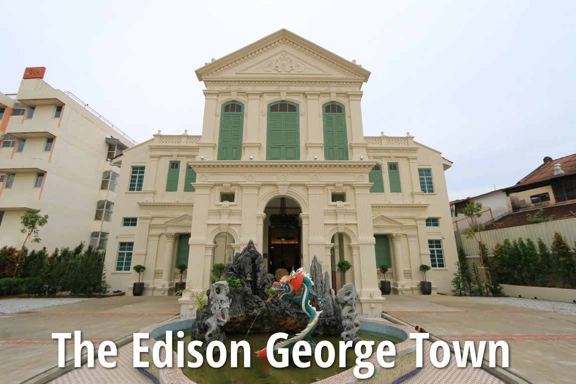 The Edison George Town