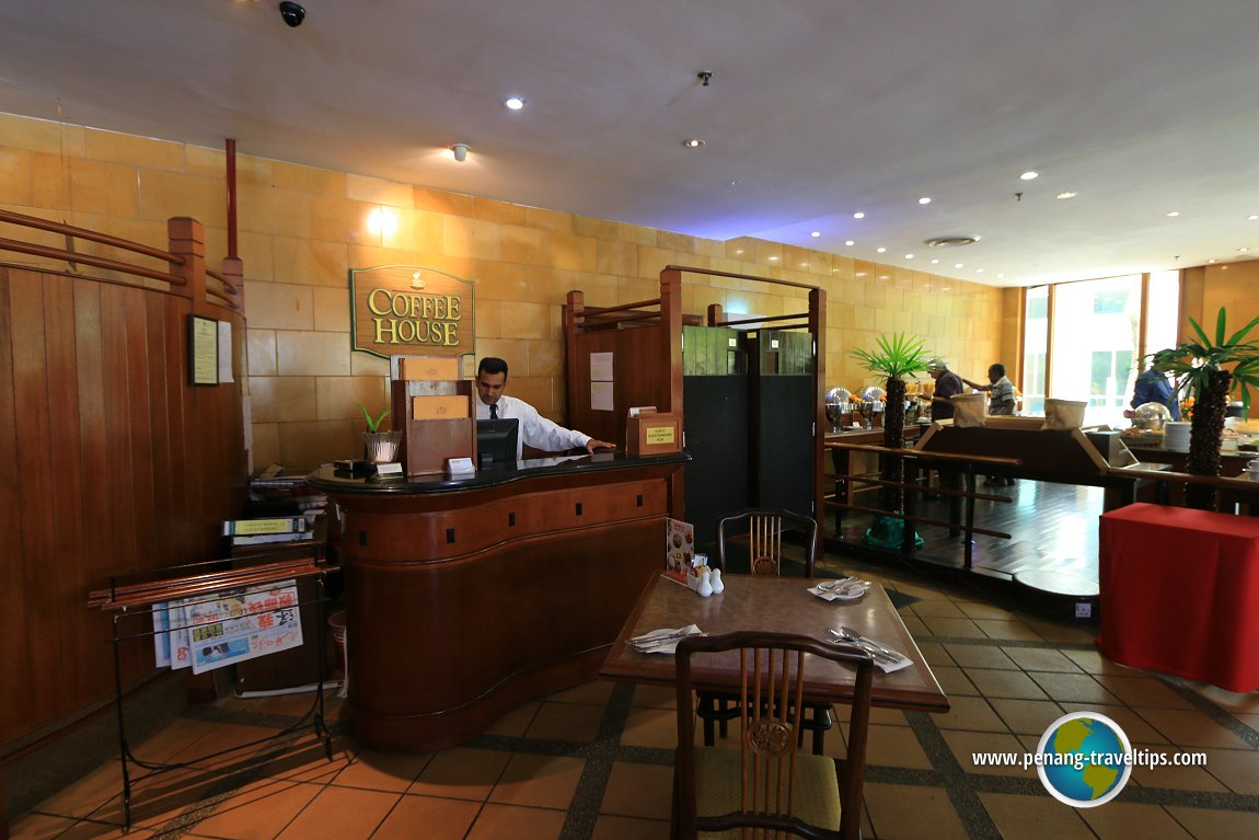 Coffee House, The Northam All Suite Hotel