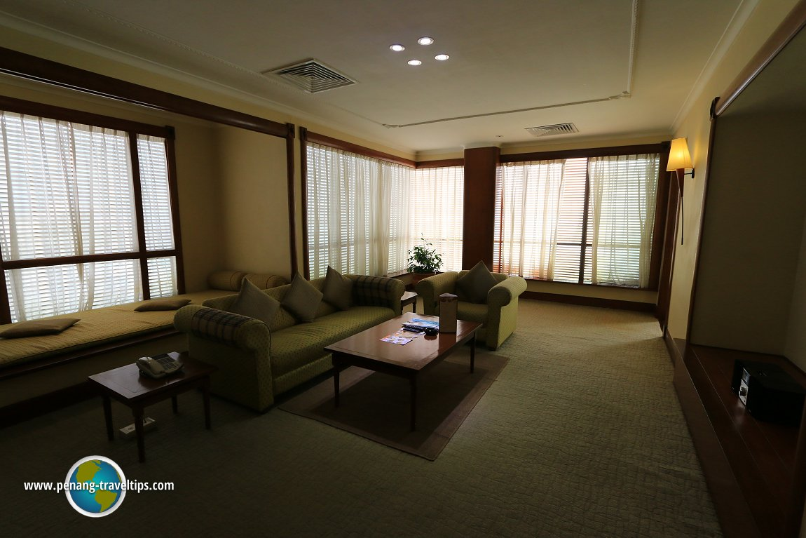 Presidential Suite, The Northam All Suite Hotel