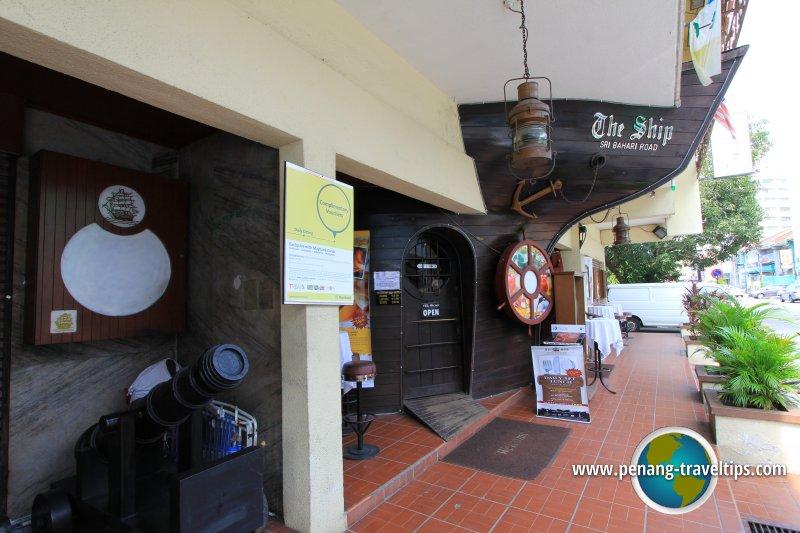 The Ship restaurant, Sri Bahari Road