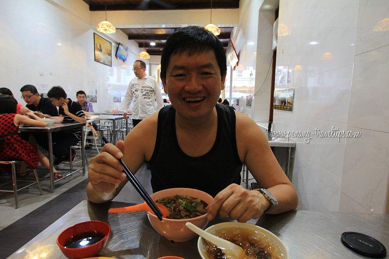 Tim at Kimberley Street koay chiap