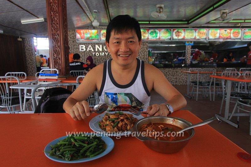 Timothy Tye at Bangkok Tomyam Restaurant