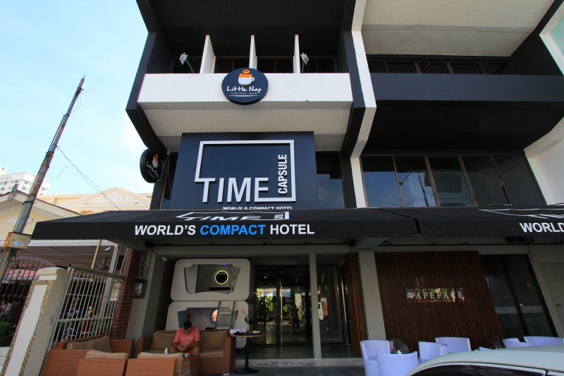 Time Capsule Hotel Penang
