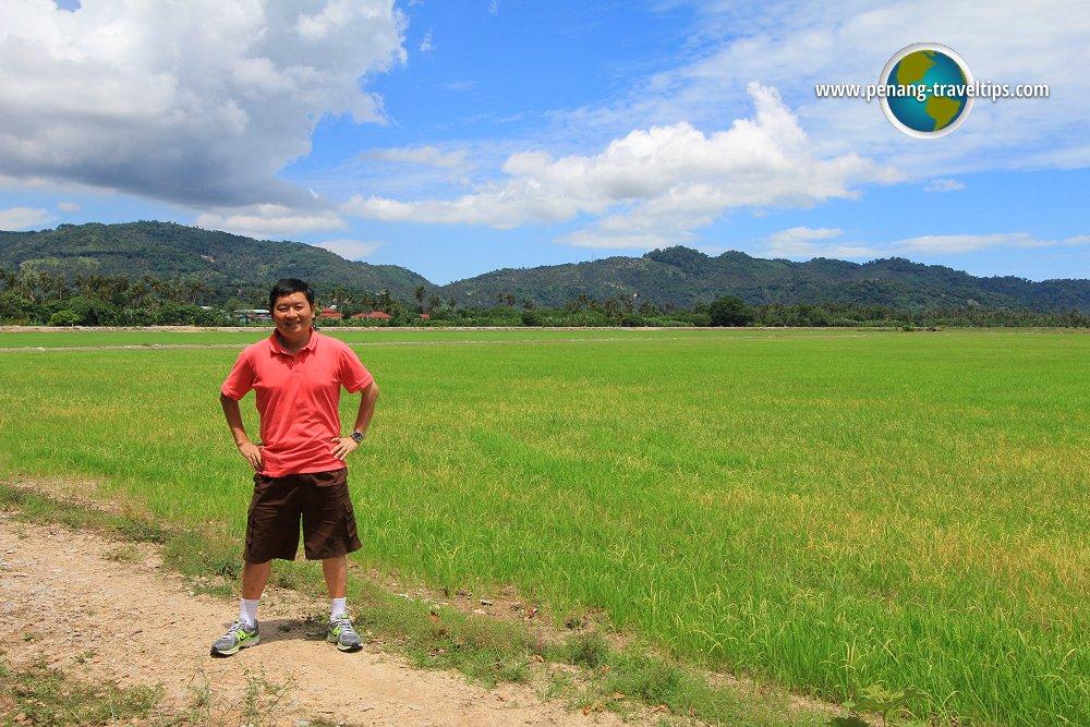Timothy Tye in Balik Pulau