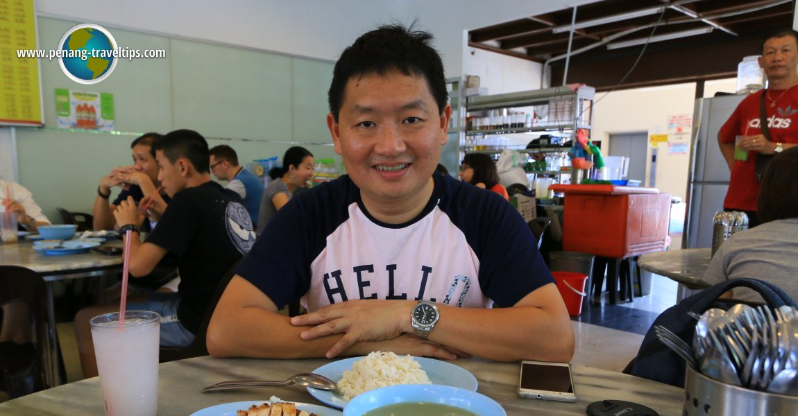 Timothy Tye's Penang Eating Tips