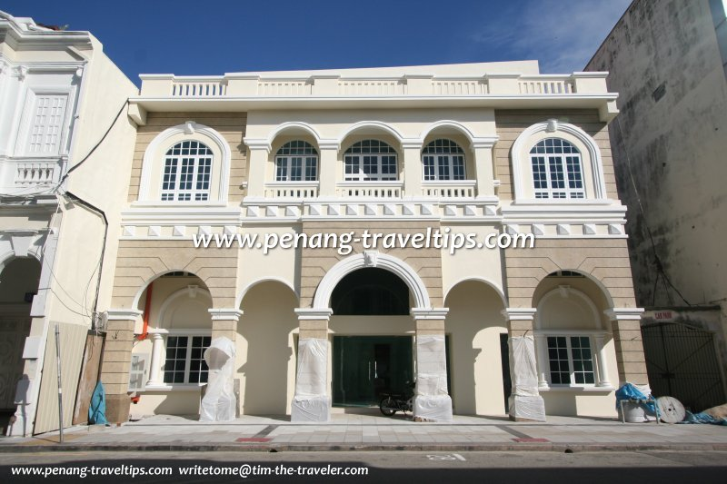 Tourism Malaysia, Penang Office