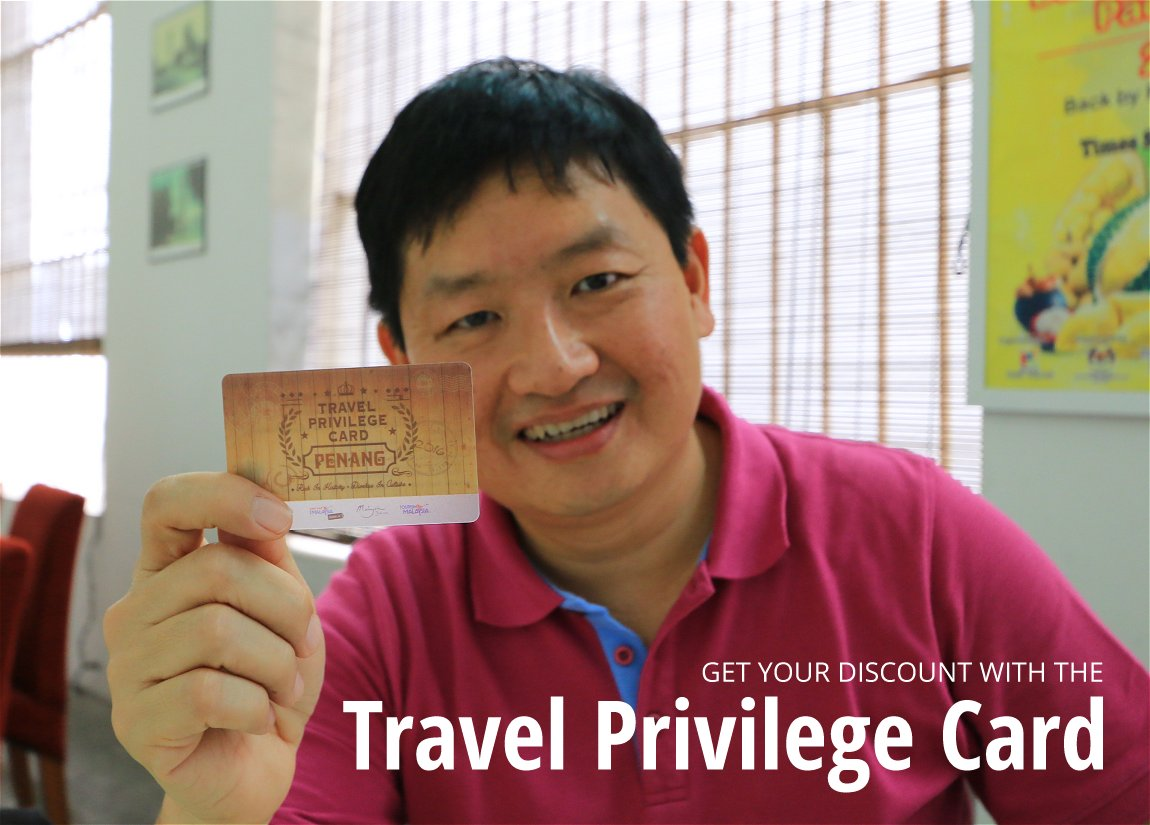 Travel Privilege Card Penang