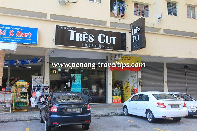 Tres Cut Hair Studio, Macallum Street Ghaut
