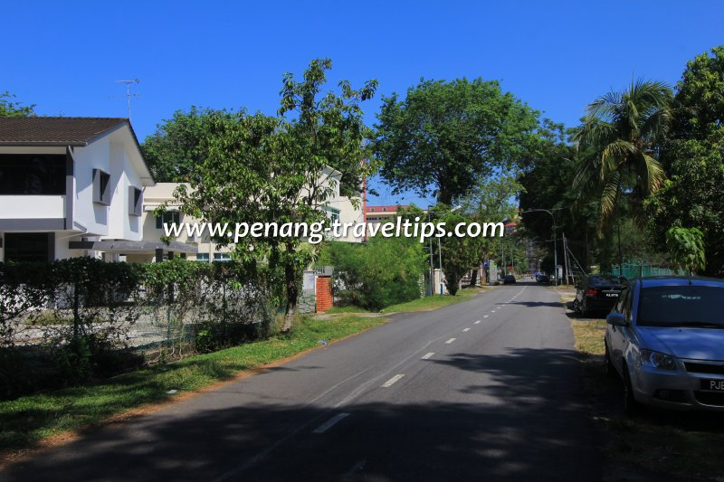 Tull Road, Penang