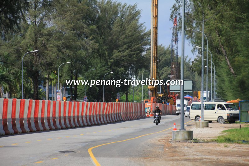 Tun Dr Lim Chong Eu Elevated Highway
