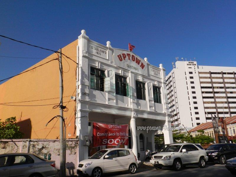 Uptown Bistro, George Town, Penang