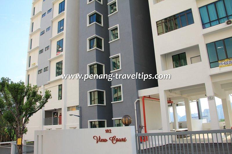 View Court Apartment, Farlim, Penang