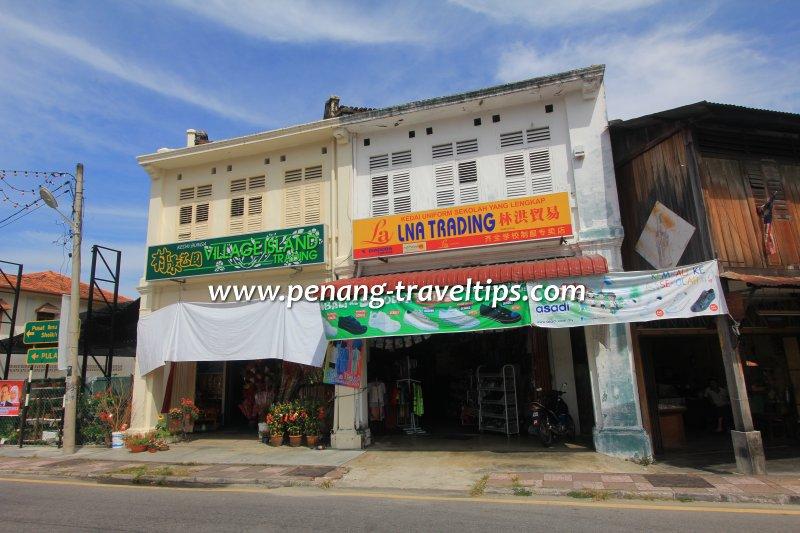 Village Island Trading, Balik Pulau
