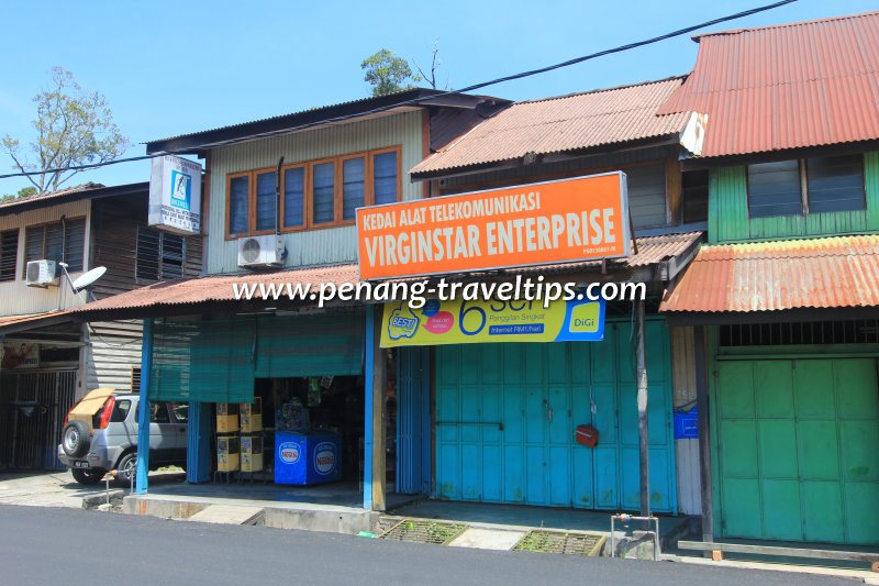 Virginstar Enterprise, Teluk Kumbar
