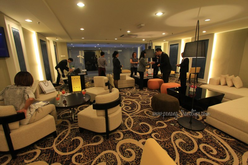 Vistana Hotel Executive Lounge