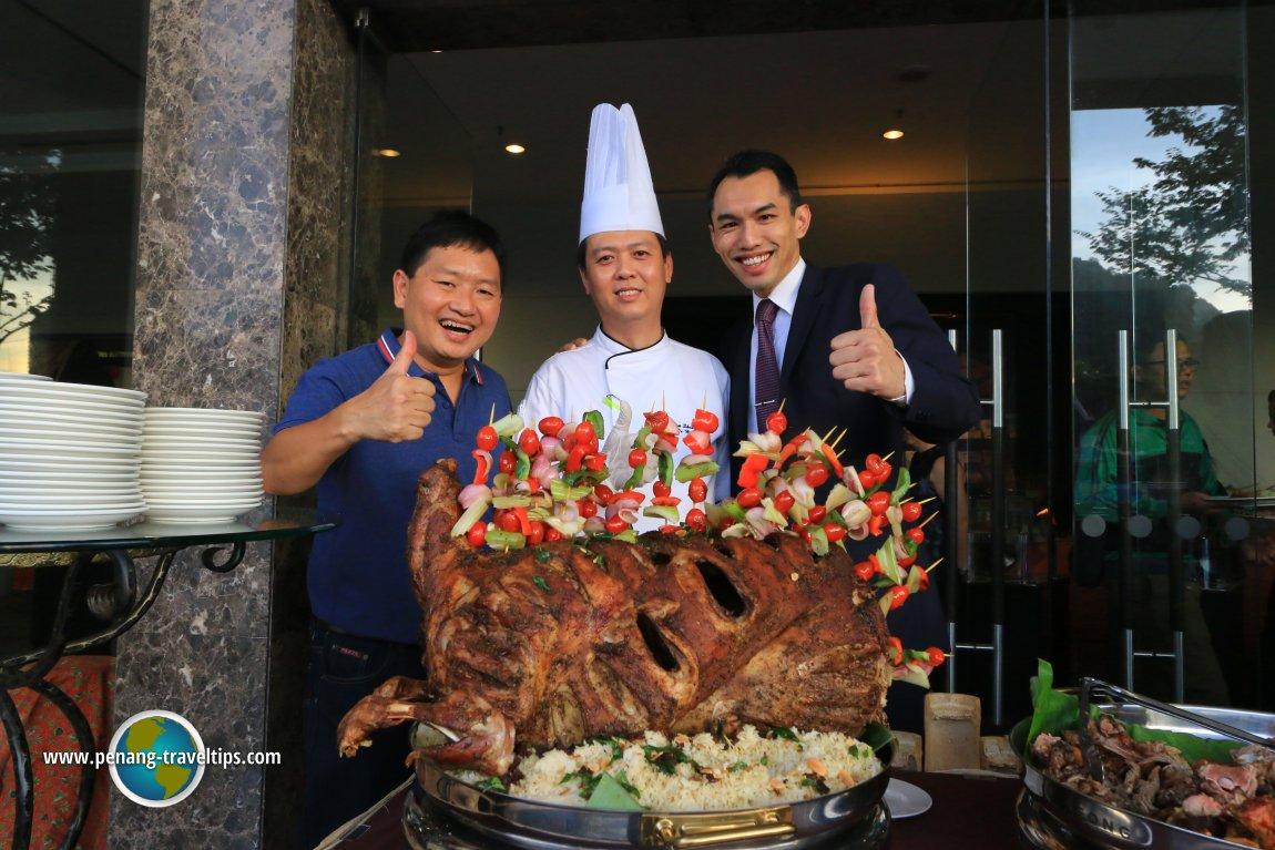 Festive Feast - Tok Wan 101 Recipes