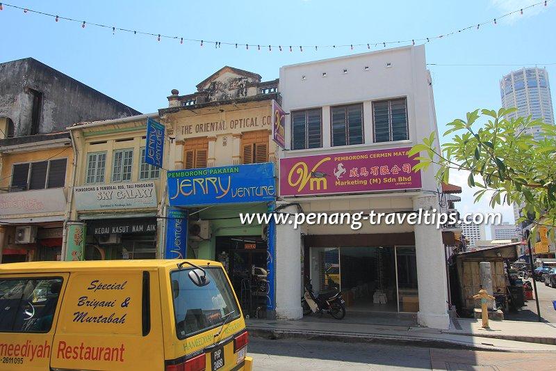 Jerry Venture, VM Marketing (M) Sdn Bhd, Campbell Street