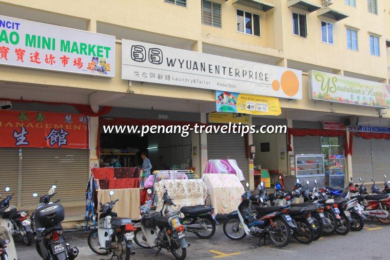 W Yuan Enterprise, Macallum Street Ghaut