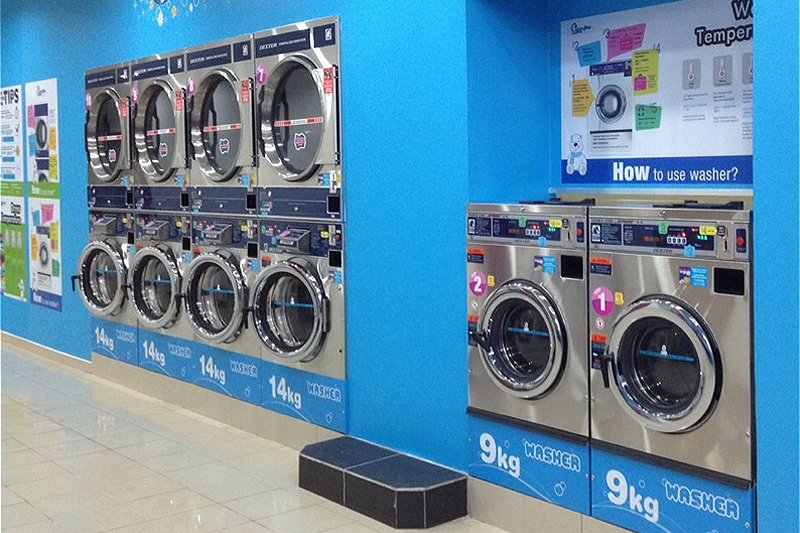 The washers at Cleanpro