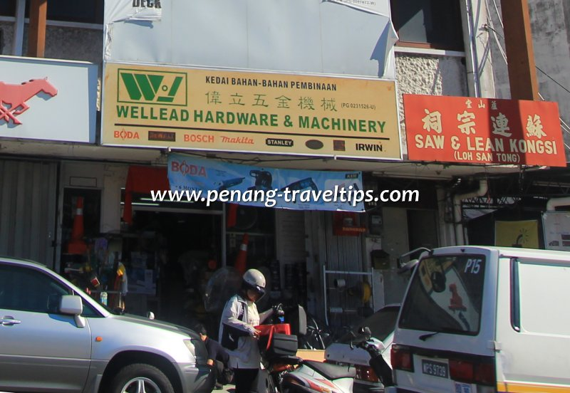 Wellead Hardware Machinery